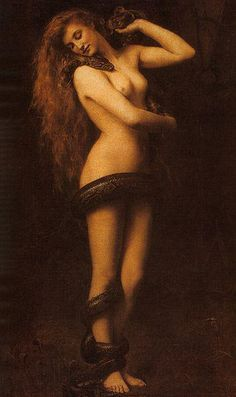 Lilith_John Collier