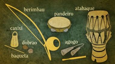 Instruments_Axé Capoeira Maryland