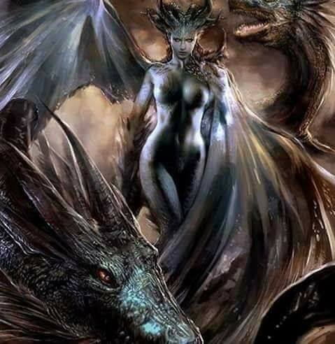 Demoness lilith