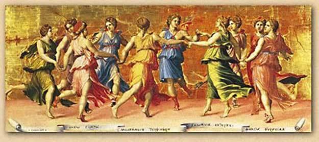 Acts of John Round Dance_truthfromthebooks
