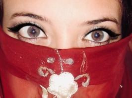 Eyes and Veil